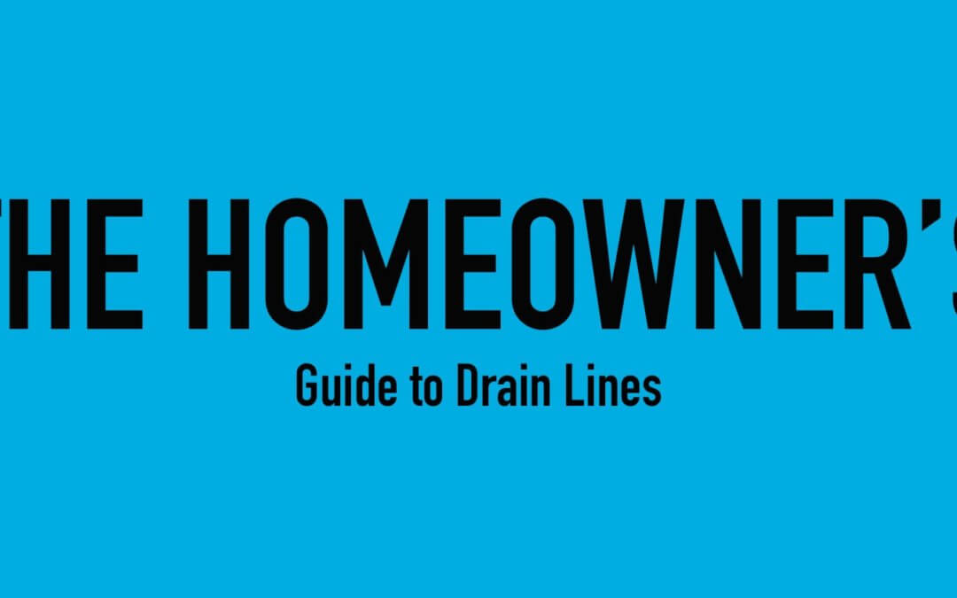 The Homeowner's Guide to Drain Lines
